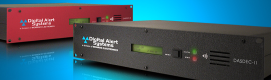 Digital Alert Systems